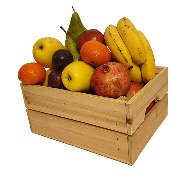 cesta frutas ecológicas grande